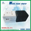 usb charger universal travel adapter
