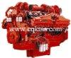 used diesel generators onshore genset KTA50-G3 cummins engine 50Hz 1100kw