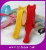 """velcro cable tie(2""""molded hook)"""