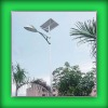 wind & solar hybrid lighting system