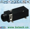 with Thermoplastic Housing High-Precision 3.5mm SMD Stereo Jack