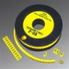 yellow cable markers EC-J