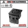 yueqing rohs liushi kangzheng DIN-D1301 Connector socket