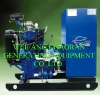 10KW natural gas generator set soundproof