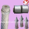 33 KV Hot Seeling acsr Bare Electric Cable ACSR Conductor