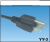 Ul approved power cables USA CORD electric wire Nema type