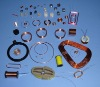 inductors & air coil & motor coil  generator coil