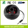 usb speaker with portable capsule function for mobile